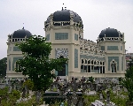 Mosque Medan